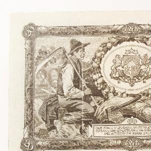 Latvia banknotes