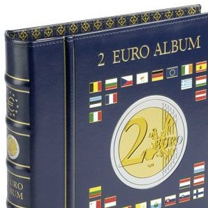 Accessories for euro coins