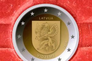 Šogad gaidāmās Latvijas 2 eiro piemiņas monētas
